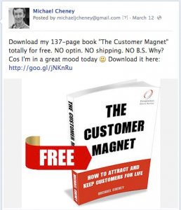 The Customer Magnet pdf