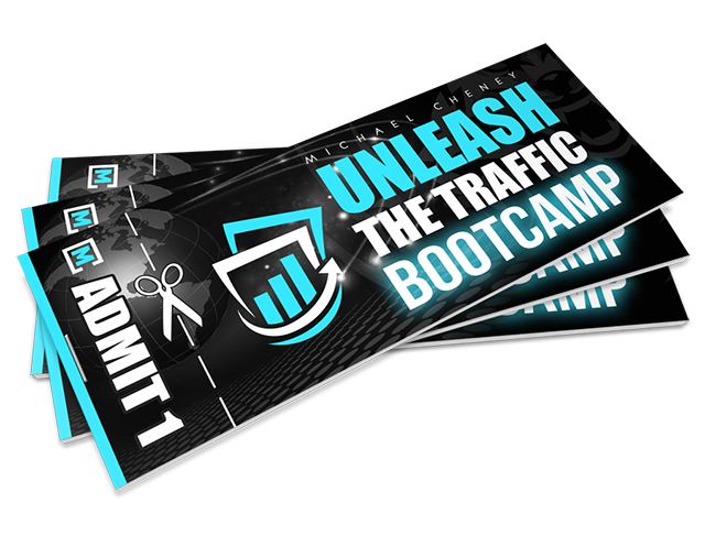 Unleash The Traffic Bootcamp Tickets